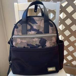 Skip Hop diaper backpack Camo